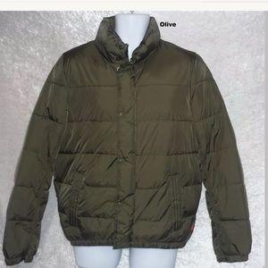 Levi's Men's Lightweight Quilted Puffer Jacket